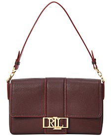 Leather Spencer Shoulder Bag