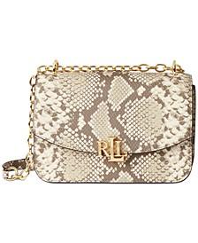 Madison Leather Crossbody Bag