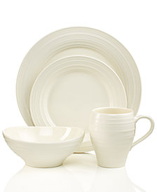 Mikasa Dinnerware, Swirl Collection