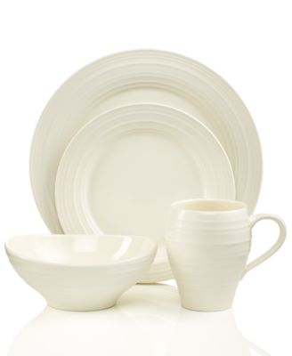 Mikasa Dinnerware Swirl Collection  sc 1 st  Macyu0027s & Mikasa Dinnerware Swirl Collection - Dinnerware - Dining ...