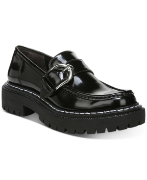 Women's Everly Lug Sole Monk Strap Loafers Women's Shoes
