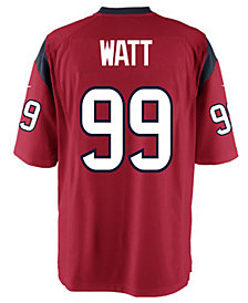 Nike Men's J.J. Watt Houston Texans Game Jersey