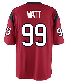 Nike Men's J.J. Watt Houston Texans Game Jersey