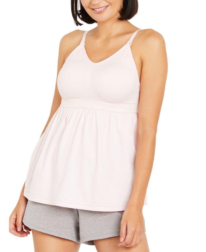 Motherhood Maternity Nursing Sleep Top & Reviews - Maternity - Women - Macy's