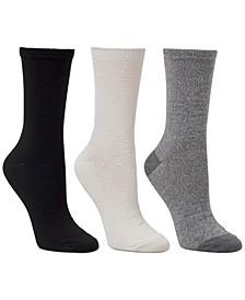 3-Pk. Crew Socks