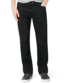 Calvin Klein Jeans Men's Big and Tall Stretch Straight Fit Jeans
