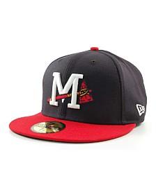 New Era Mississippi Braves MiLB 59FIFTY Cap