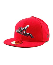 Richmond Flying Squirrels MiLB 59FIFTY Cap