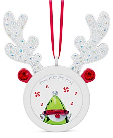 Holiday Cheers Reindeer Hanging Picture Frame