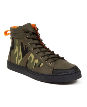 Men's Blaze Casual Fashion Comfort High Top Sneaker Boots Men's Shoes