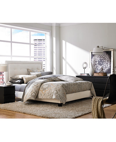 Sulinda Upholstered Bedroom Furniture Collection - Furniture - Macy\'s