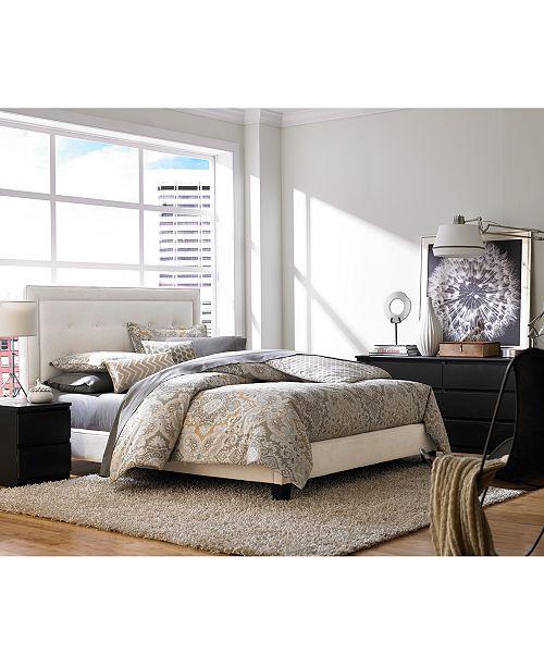 Furniture Sulinda Upholstered Bedroom Furniture Collection