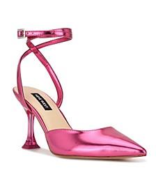 Women's Harlowe Ankle Strap Pumps
