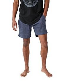 Men's Waffle Jogger Shorts