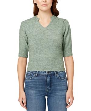 Bastien Elbow-Sleeve Sweater