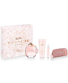 4-Pc. COACH Floral Eau de Parfum Gift Set