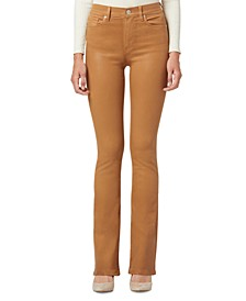 Barbara High-Waist Bootcut Jeans