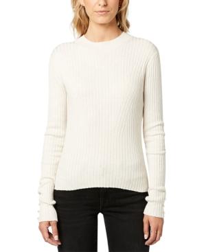 Zeta Ribbed Sweater