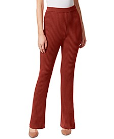 Aminah Ribbed Sweater Pants