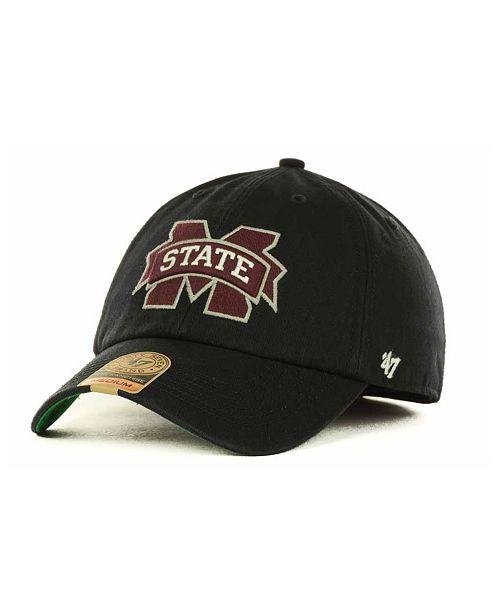 '47 Brand Mississippi State Bulldogs Franchise Cap