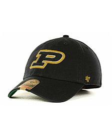 '47 Brand Purdue Boilermakers Franchise Cap