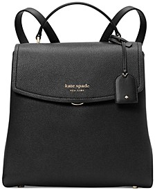 Thompson Small Leather Backpack