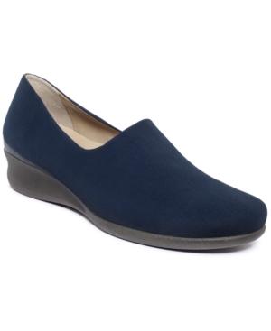 Ecco Women's Abelone Stretch Flats Women's Shoes plus size,  plus size fashion plus size appare