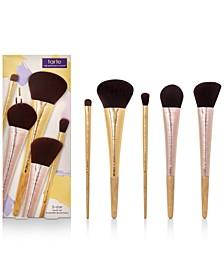 5-Pc. 5-Star Brush Set