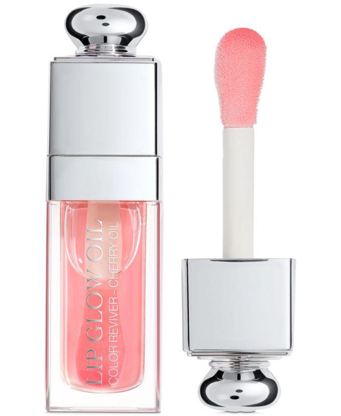 Dior Lip Glow Oil & Reviews - Makeup - Beauty - Macy's