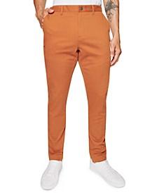 Men's Slim-Fit Stretch Tech Pants