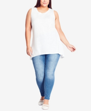 Plus Size Totally Love Tank Top