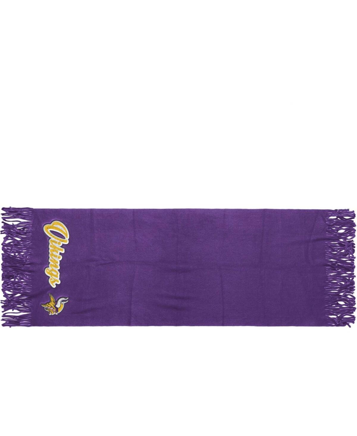 Minnesota Vikings 81 x 27 Oversized Fringed Scarf
