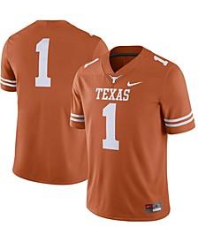 Men's #1 Texas Longhorns Game Jersey