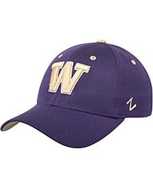 Men's Purple Washington Huskies ZH Flex Hat