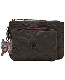 x Anna Sui 2-In-1 Duo Pouch