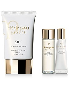 3-Pc. UV Protective Cream SPF 50+ Collection, Created for Macy's