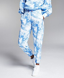 Zerina Akers Printed Jogger Pants, Created for Macy's