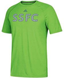 Men's Rave Green Seattle Sounders FC Elements Performance T-shirt