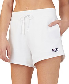 Women's Diara High-Rise Fleece Shorts