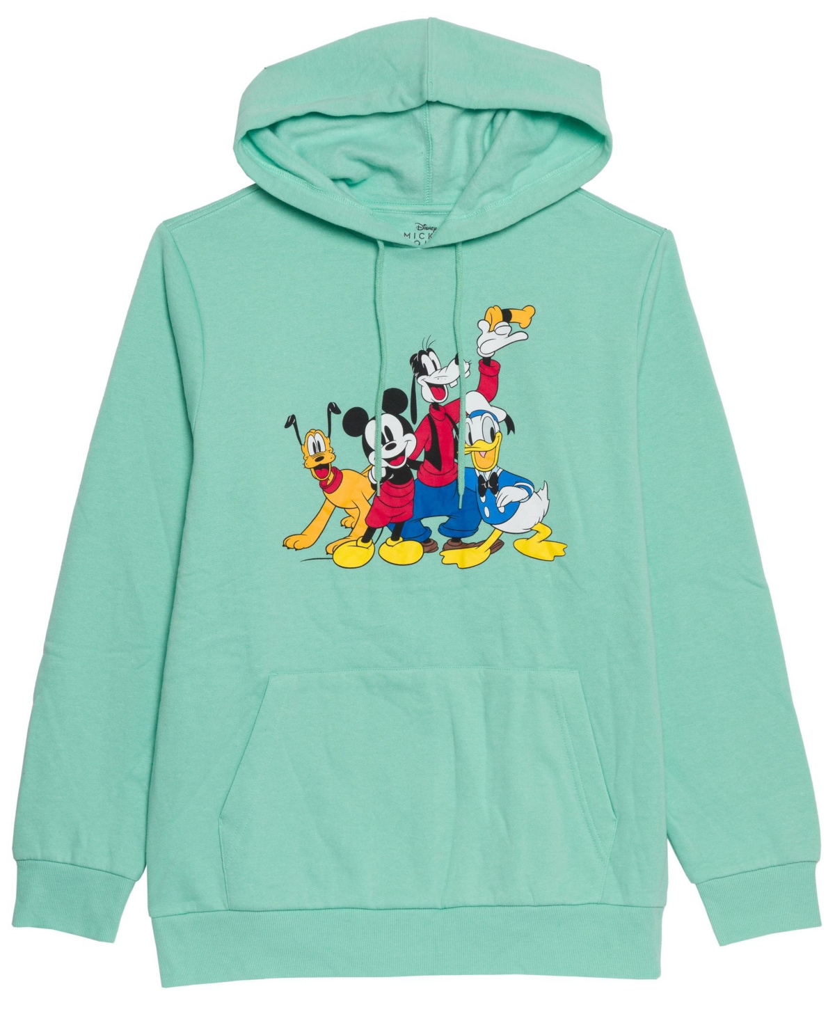 Men's Mickey and Friends Hooded Fleece Sweatshirt