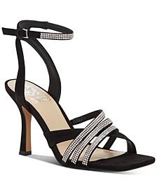 Women's Brevern Rhinestone-Trim Sandals