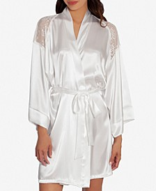 Bridal Temptation Wrap Robe
