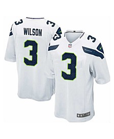 Men's Russell Wilson Seattle Seahawks Game Jersey