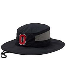 Men's Black Ohio State Buckeyes Bora Bora Booney II Omni-Shade Bucket Hat