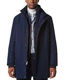 Men's Picton City Rain Car Coat