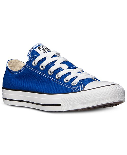 2b9d2de9cd3960 Converse Men s Chuck Taylor All Star Sneakers from Finish Line ...