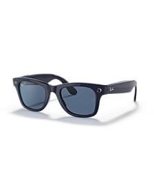Stories Wayfarer Smart Glasses