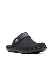 Women's Collection Laurieann Strap Mule Shoes
