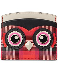 Boxed Blinx Owl Cardholder