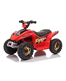 6 Volt Battery Operated Mini Quad Ride On